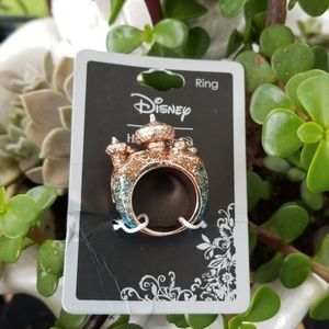 Disney  Aladdin Palace 🏰 3D Ring Size 💍 7